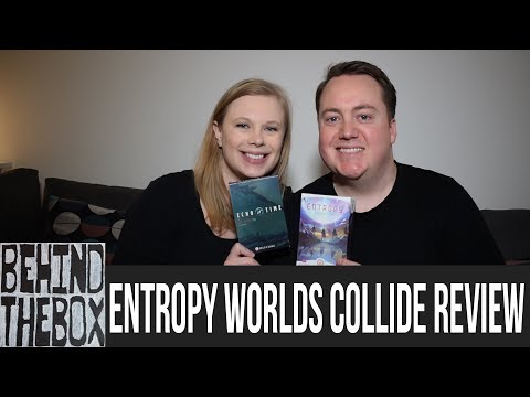 Entropy Worlds Collide Review - Behind the Box