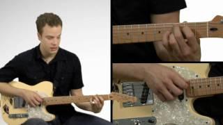 Major 9th Guitar Chords - Guitar Lesson