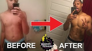 MY WORKOUT ROUTINE   PLANET FITNESS EDITION