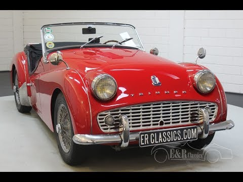 Video of 1960 Triumph TR3A - $41,800.00 - PLXB