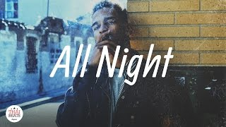 "🔥 Inspiring Smooth Rap Beat Hip Hop Instrumental 2017 ""All Night"""