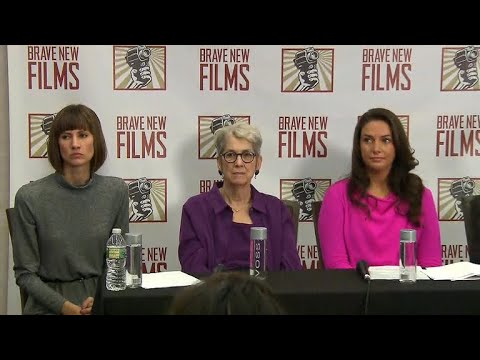 President Trump's accusers speak out