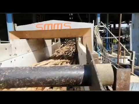 Metal Detector for Chipper Line