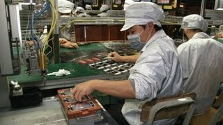 Apple's Chinese Factories: Exclusive