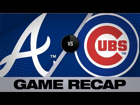 Cubs rally to top Braves, 9-7 | Braves-Cubs Game highlights 6/27/19