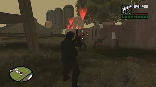 GTA san andreas - DYOM mission # 81 - SWAT vs zombies (+Download)
