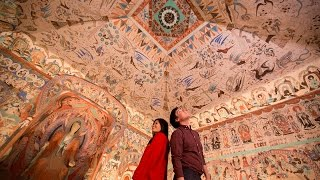 Cave Temples Of Dunhuang: Buddhist Art On Chinas Silk Road  敦煌莫高窟
