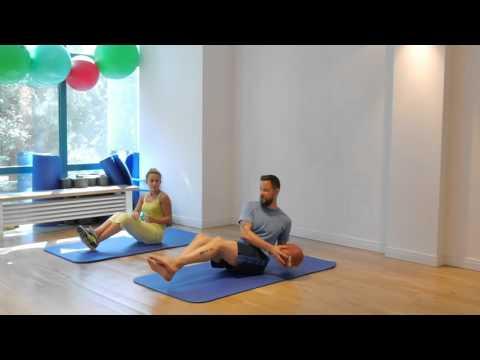 Ćwiczenia na plecy z mięśni przepukliny