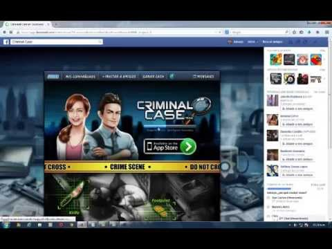 Hack criminal case 2015 Funciona
