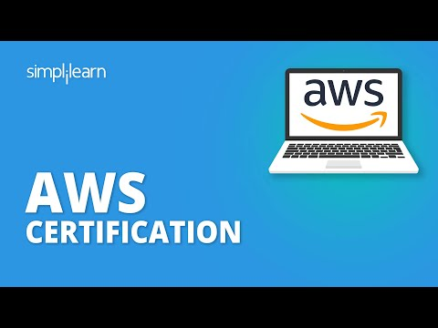 AWS Certification | Which AWS Certification To Choose? | AWS ...