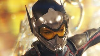 Moments You Didn't Notice In Ant-Man And The Wasp