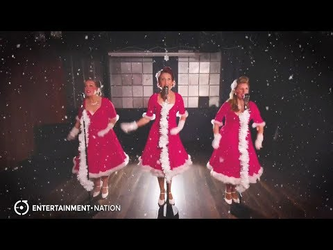 Dotty Damsels - Christmas Medley