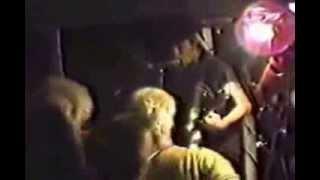 Choking Victim Live NYC 1995 ABC No Rio 3