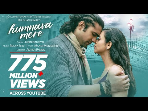 Official Video: Humnava Mere Song | Jubin Nautiyal | Manoj Muntashir | Rocky – Shiv | Bhushan Kumar