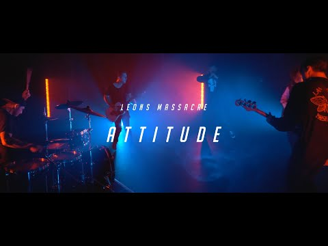 LEONS MASSACRE - Attitude [Official Music Video] online metal music video by LEONS MASSACRE
