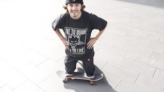 Wir Skaten 7,0 inch Kids Skateboard