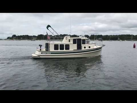 Nordic Tugs 32video