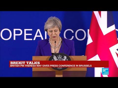 Brexit talks: