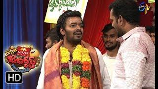 Sudigaali Sudheer Performance | Extra Jabardasth | 22nd September 2017| ETV  Telugu