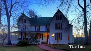 Oak Hill Country Inn Bed & Breakfast - Franklin NC Lodging - Tour Macon County NC