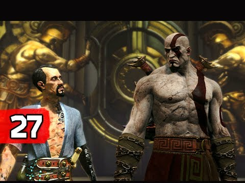 God of War Ascension Walkthrough - Part 25 Fire Ride to the Top