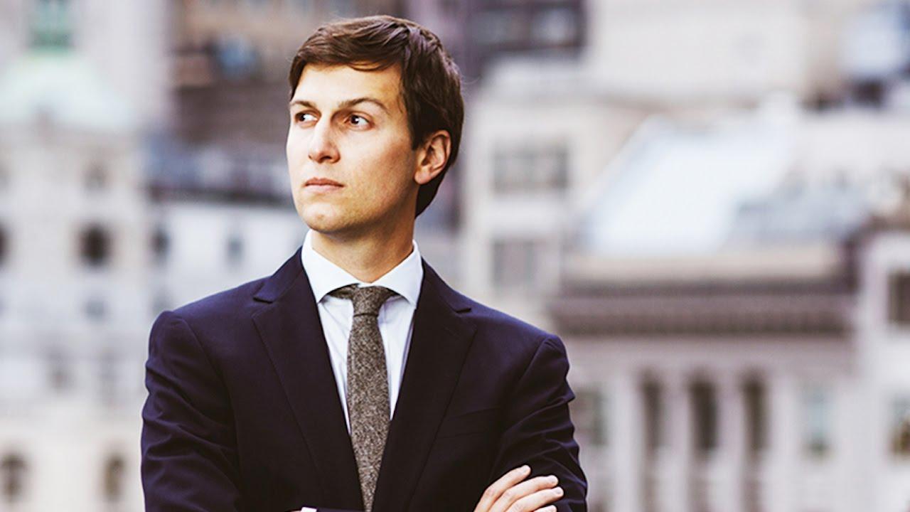 OOPS! Jared Kushner Tried To Hide Soros Ties thumbnail