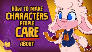 How To Make Original Characters People Care About