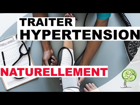 Hypertension impulsion de tension