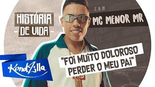 "A Historia dos MC's: MC Menor MR – ""Fui Expulso de 4 Escolas"""