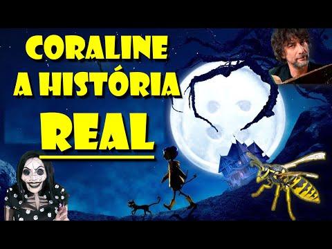 Coraline e o Medo Real de Neil Gaiman
