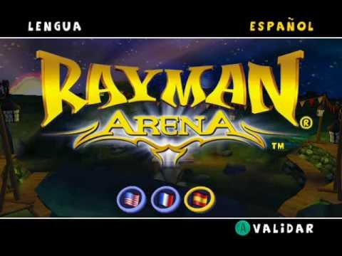 rayman m gamecube iso