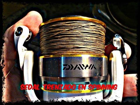 Barracudo- Por qué sedal trenzado para Spinning