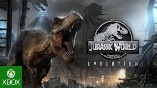 Jurassic World Evolution Xbox One - Mídia Digital
