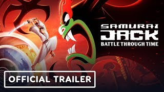 Samurai Jack: Battle Through Time is a brand new, 3D hack-and-slash where players control Jack as he travels through different timelines towards his final showdown with Aku.  #ign #gaming #samuraijack