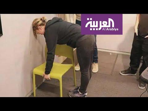 العرب اليوم - شاهد: تحدٍّ جديد يجتاح الإنترنت يؤكد تفُّوق المرأة على الرجل