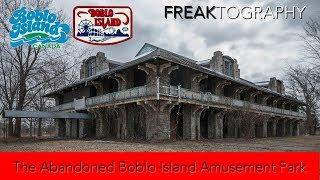 Urban Exploration: Abandoned Boblo Island Amusement Park. Urban Exploring with Freaktography