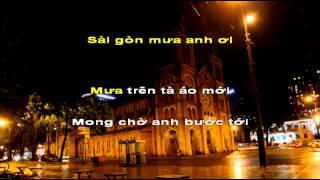SÀI GÒN KHÔNG ANH - TÂM THƯ - Nhạc NGÔ CÀN CHIẾU