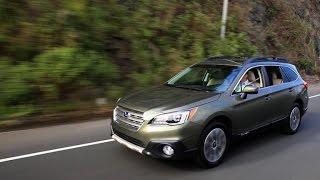 Car Tech - 2015 Subaru Outback 3.6L Limited
