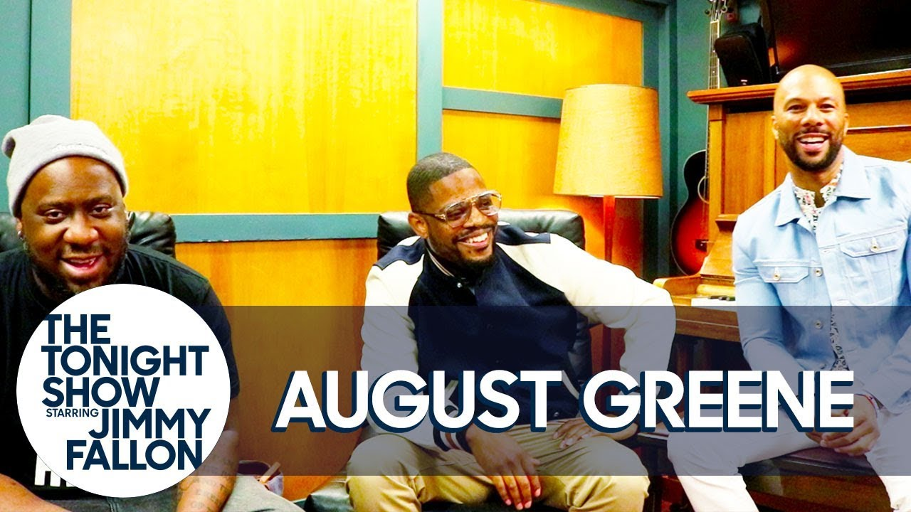 """August Greene Shares the Inspiration Behind Their Cover of """"Optimistic"""" thumbnail"""