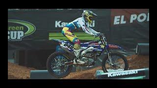Joan Cros, Vídeo-Blog del Supercross de Barcelona