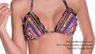 Bendito Congo Bikini - 2012 Agua Bendita Swimwear - CaciqueBoutique.com