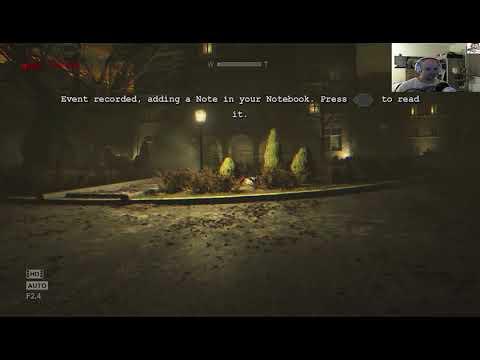 Horror Month still - Ep#1 mixbag horror night games..