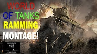 World Of Tanks Montage: Ramming Compilation