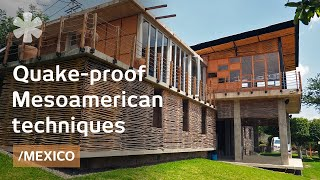 Modern & Mayan craft inspire quake-proof homes, learning coop