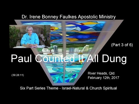(Part 3) PAUL COUNTED IT ALL DUNG
