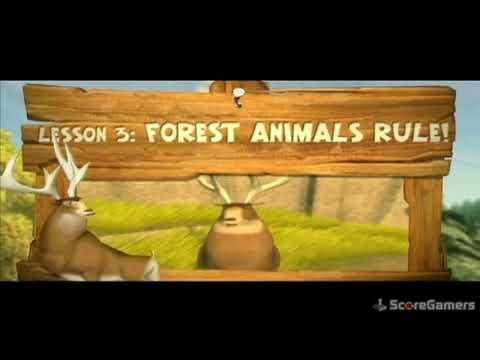 Видео № 0 из игры Open Season (Сезон Охоты) (Б/У) [Wii]