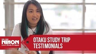 Study Trips: Japan Otaku Course Testimonial By Go! Go! Nihon