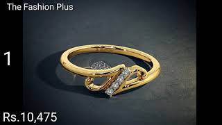 Gold Rings Designs With Price From Bluestone