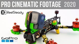 Beginner Guide GoPro + ReelSteady // How To Get Professional FPV Cinematic Footage
