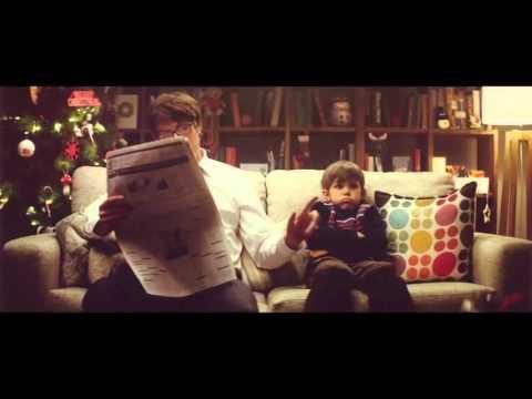 英國零售商John Lewis 聖誕節創意廣告